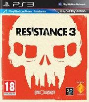 USADO - Resistance 3 PS3