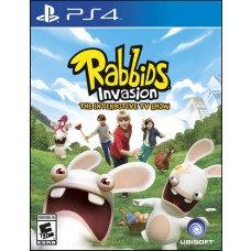 USADO - RABBIDS INVASION PS4