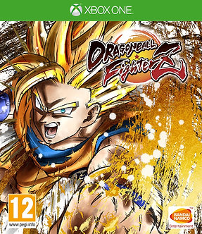 NUEVO - Dragon Ball Fighter Z XBOX ONE
