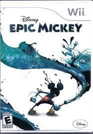 NUEVO - EPIC MICKEY WII
