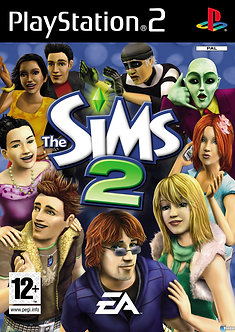 USADO - THE SIMS 2 PS2