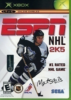 USADO - ESPN NHL 2K5 XBOX