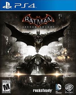 USADO - BATMAN ARKHAM KNIGHT PS4