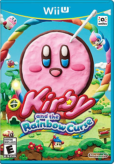 NUEVO - KIRBY AND THE RAINBOW CURSE WII U