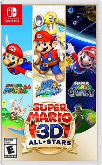 NUEVO - SUPER MARIO 3D ALL STARS NINTENDO SWITCH