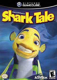 USADO - SHARK TALE GAME CUBE