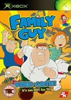 NUEVO - FAMILY GUY XBOX