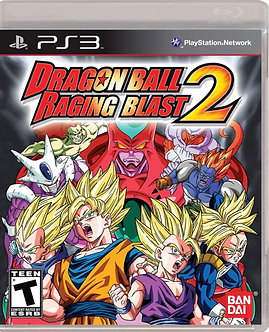 USADO - DRAGON BALL RAGING BLAST 2 PS3