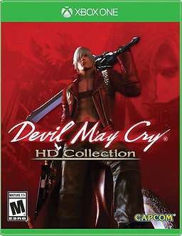 NUEVO - Devil May Cry Hd Collection Xbox One