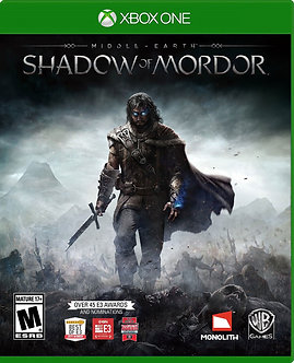 USADO - MIDDLE EARTH SHADOW OF MORDOR XBOX ONE