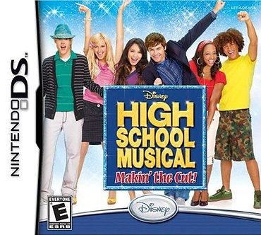 USADO - HIGH SCHOOL MUSICAL DS