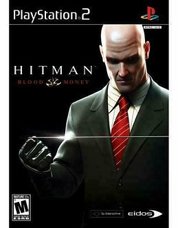 UASDO - HITMAN BLOOD MONEY PS2