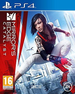 NUEVO - MIRROR´ S EDGE CATALYST PS4