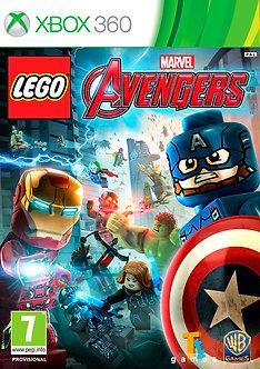 USADO - LEGO MARVEL SUPER HEROES 360