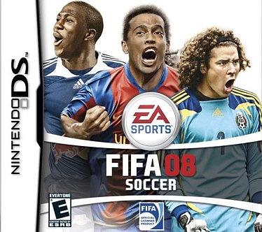 USADO - FIFA 08 DS