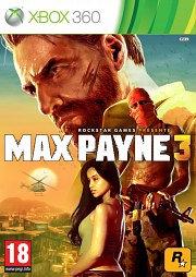 USADO - MAX PAYNE 3 XBOX 360