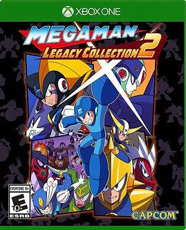 NUEVO - Mega Man Legacy Collection 2 Xbox One
