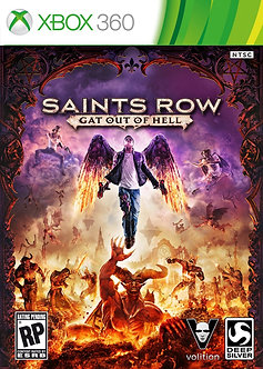 USADO - SAINTS ROW GAT OUT OF HELL 360