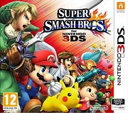 USADO - SUPER SMASH BROS 3DS