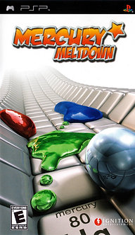 USADO - MERCURY MELTDOWN PSP