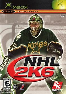 USADO - NHL 2K6 XBOX