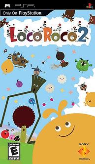 USADO - LOCO ROCO 2 PSP