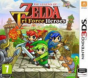 USADO- The Legend of Zelda Tri Force Heroes 3DS