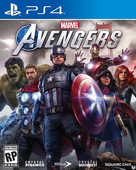 NUEVO - Marvel Avengers Ps4