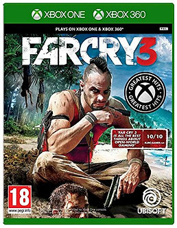 USADO - FAR CRY 3 XBOX 360