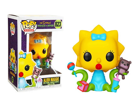 NUEVO - Alien Maggie POP FUNKO