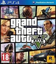 NUEVO - GRAND THEFT AUTO V PS4
