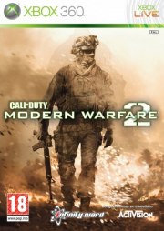NUEVO - CALL OF DUTY MODERN WARFARE 2 XBOX 360