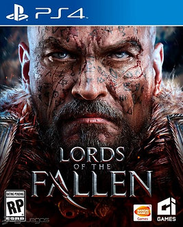 USADO - LORDS OF THE FALLEN PS4