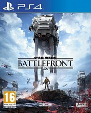 USADO - STAR WARS BATTLE FRONT PS4