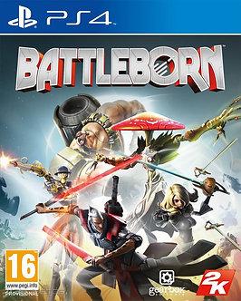 NUEVO - BATTLEBORN PS4