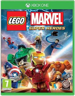 NUEVO - LEGO MARVEL SUPER HEROES XBOX ONE