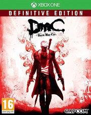 NUEVO - DMC Devil May Cry Definitive Edition XBOX ONE