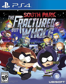 NUEVO - South Park Retaguardia En Peligro Ps4