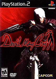 USADO - DEVIL MAY CRY PS2