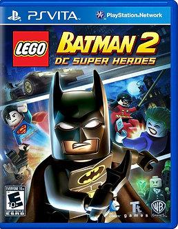 NUEVO - LEGO BATMAN DC SUPER HEROES PS VITA