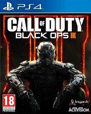 USADO - CALL OF DUTY BLACK OPS III  PS4