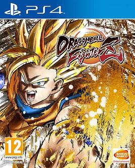 NUEVO - Dragon Ball Fighter Z Ps4