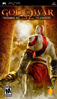 USADO - GOD OF WAR CHAINS OF OLYMPUS PSP