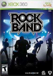 USADO - ROCK BAND X360