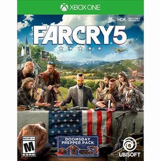 USADO - FAR CRY 5 Xbox One