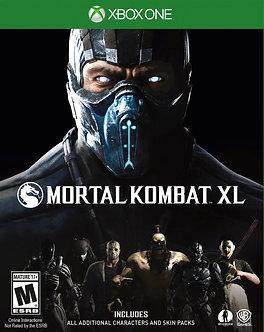 Nuevo - Mortal Kombat XL Xbox One