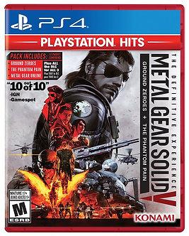 NUEVO - Metal Gear Solid V The Phantom Pain