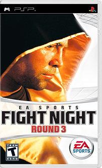 USADO - FIGHT NIGHT ROUND 3 PSP