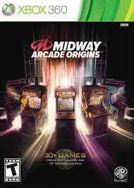 NUEVO - Midway Arcade Origins X360
