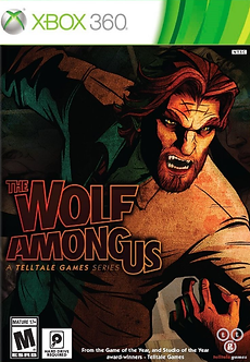 USADO - The Wolf Among Us Xbox 360